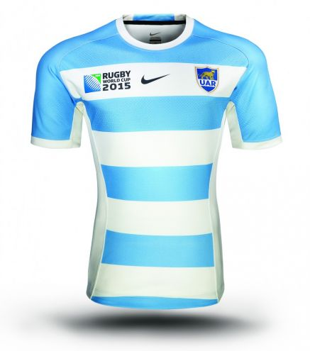 Argentina: Probably the best kit in the tournament - 10/10