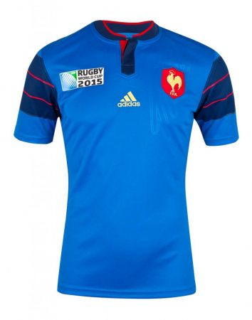 France: A nice but ultimately forgettable shirt from the French - 6/10