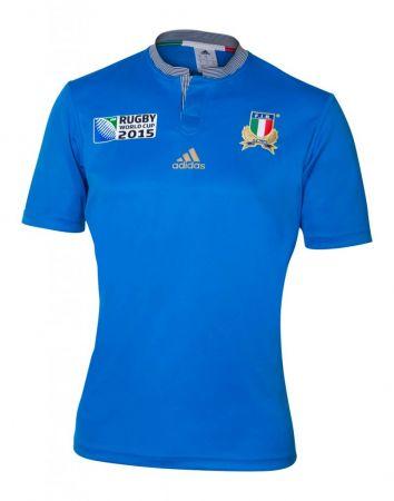 Italy: Simple, sleek, effective. Just like Sergio Parisse - 7/10