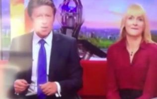 Sweary robot flusters presenters live on the BBC (Video)