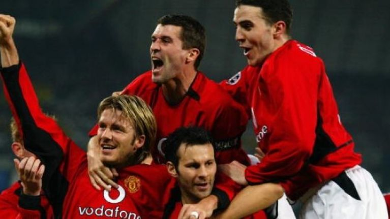 Fergie says he only had 4 world class players at Manchester United