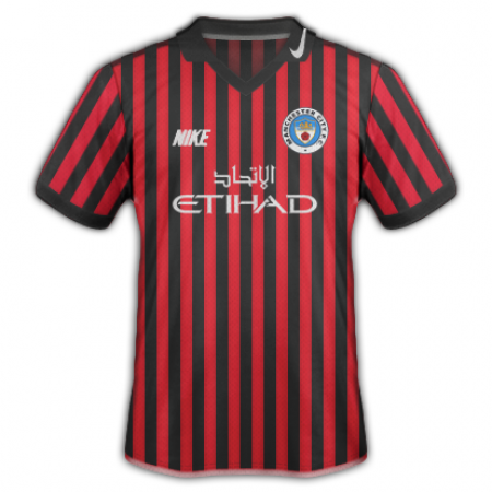 Does Man City's kit look better with the old badge? You decide