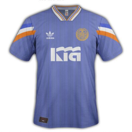 Not an old Portsmouth kit - this is actually a creative New York Knicks redesign