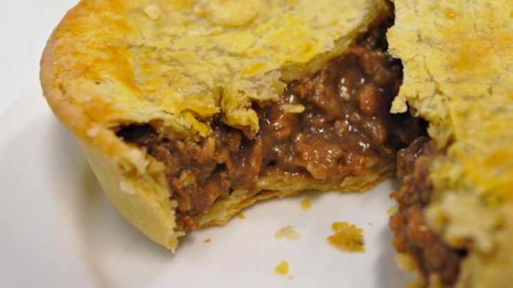 The 6 Best Football Pies In Britain Revealed Joecouk