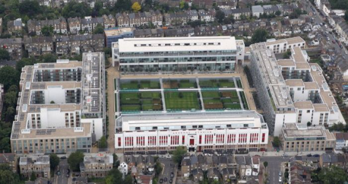 Flat On Grounds Of Arsenal S Old Highbury Stadium Will Cost You A Pretty Penny Joe Co Uk