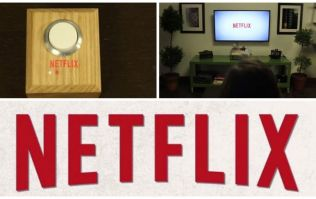 A 'Netflix and Chill' button has actually been invented...and you can make it yourself