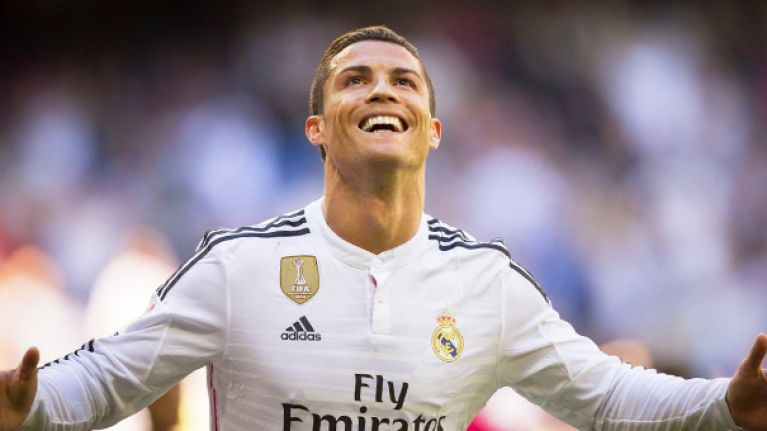 Cristiano Ronaldo's new Nike boots are inspired by his childhood home (Pic)