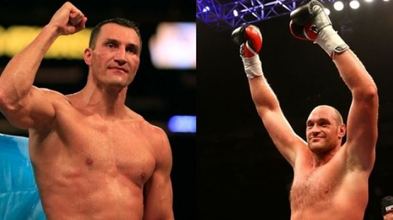 A new date for Tyson Fury v Wladimir Klitschko has been announced