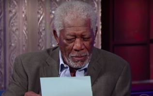 Watch Morgan Freeman lend his velvet vocals to some classic movie lines (Videos)