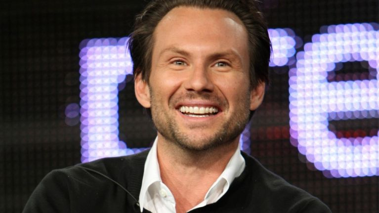 Christian Slater Speaks Candidly About His Demons Joe