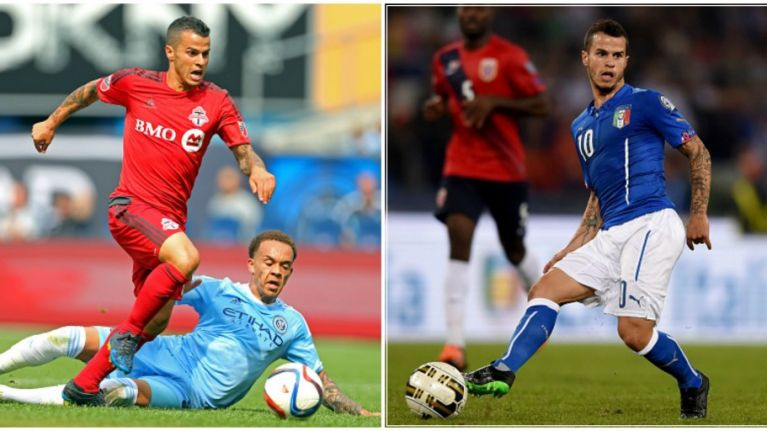 Sebastian Giovinco scored this stunning goal for Toronto 24 hours after playing for Italy (Video)