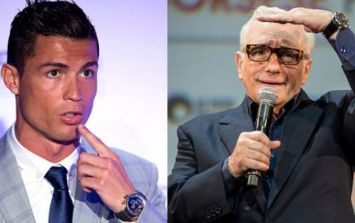 Cristiano Ronaldo set to profit massively despite being dropped by Martin Scorsese
