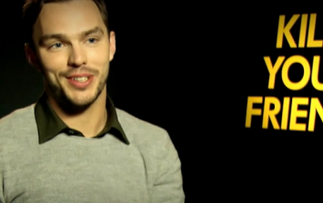 JOE meets Nicholas Hoult to talk Kill Your Friends, his darkest role yet