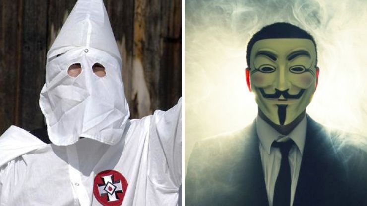 Hackers plan to reveal the identities of thousands of KKK members