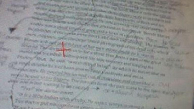 Teacher draws penis on student's work, and keeps job (Pic)