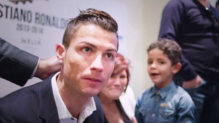 Ronaldo documentary serves as a thoughtful musing on 21st-century fandom