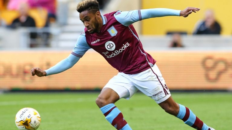 Aston Villa star Jordan Amavi suffers a horror knee injury for France U21 (Video)