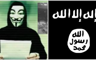 Britain is bearing the brunt as ISIS hackers retaliate against Anonymous