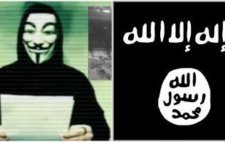 Britain is bearing the brunt as ISIS hackers retaliate against Anonymous