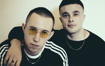 JOE meets Mercury-nominated punk band Slaves...