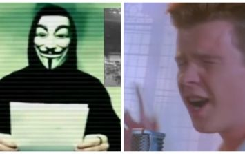 Anonymous is getting Twitter to join in trolling ISIS with Rick Astley