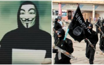 Anonymous reveals this three-pronged attack in cyberwar against ISIS (Video)
