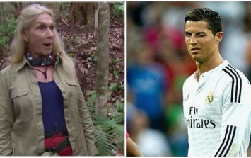 I'm A Celebrity's Lady C bizarrely confesses to crush on Cristiano Ronaldo