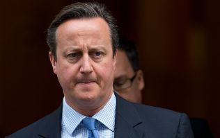 A petition to ban David Cameron from re-entering Britain has nearly 30,000 signatures