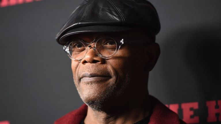 Samuel L. Jackson will leave the US if 'motherf**ker' Trump becomes President