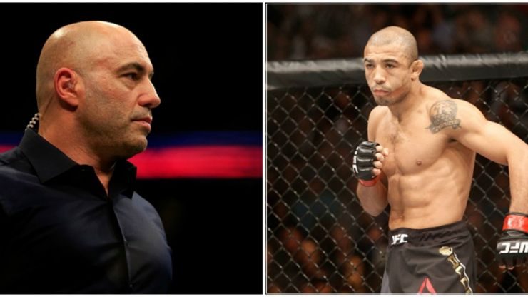 Joe Rogan was caught on mic saying Aldo looked 'soft' and 'nervous as f**k' seconds before McGregor fight (Video)