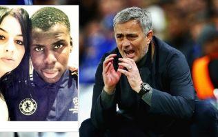 Kurt Zouma's wife posts this Instagram about sacked Jose Mourinho, quickly deletes