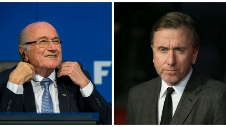 Tim Roth reveals the real reason why he starred in FIFA film United Passions