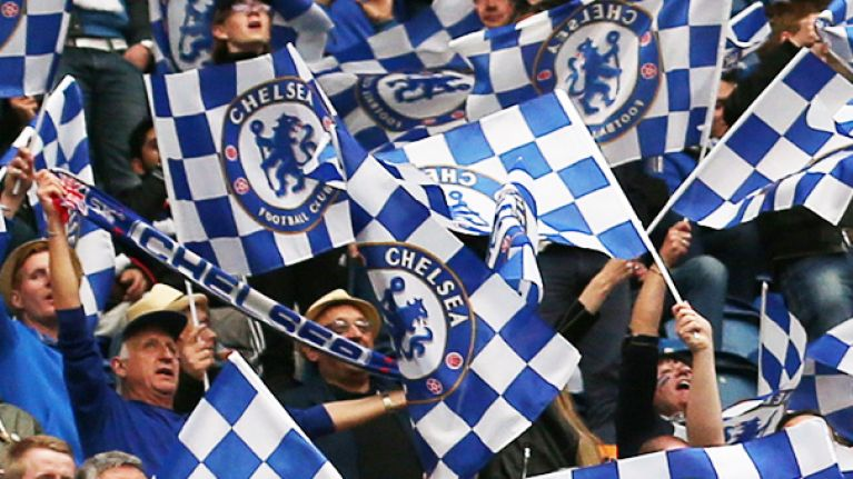 Is this the worst banner that Chelsea fans have ever produced? (Pic)