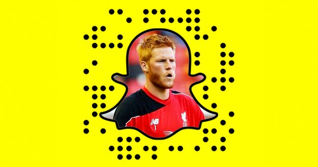 Image result for liverpool snapchat