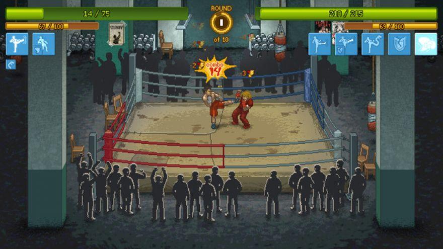 Punch Club (iOS - £3.99)