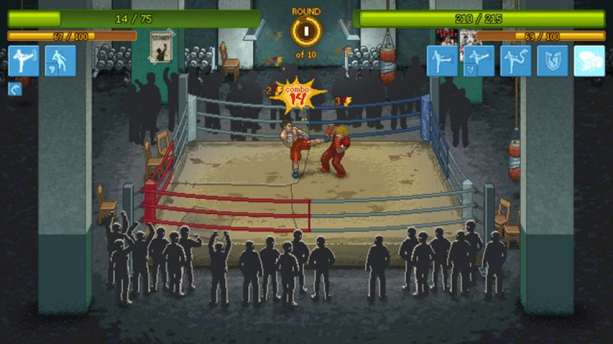 Punch Club (iOS - £3.99)