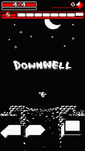 Downwell (Android - £2.36 / iOS - £2.29)
