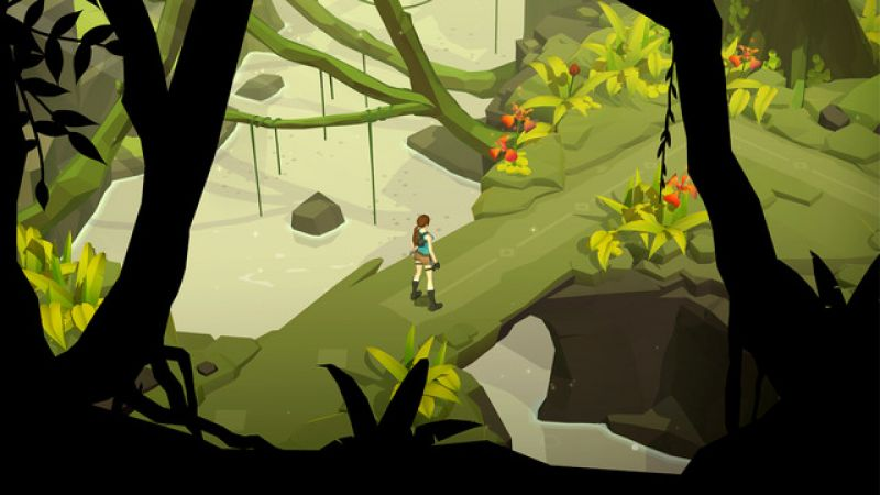 Lara Croft GO (Android & iOS - £3.99)