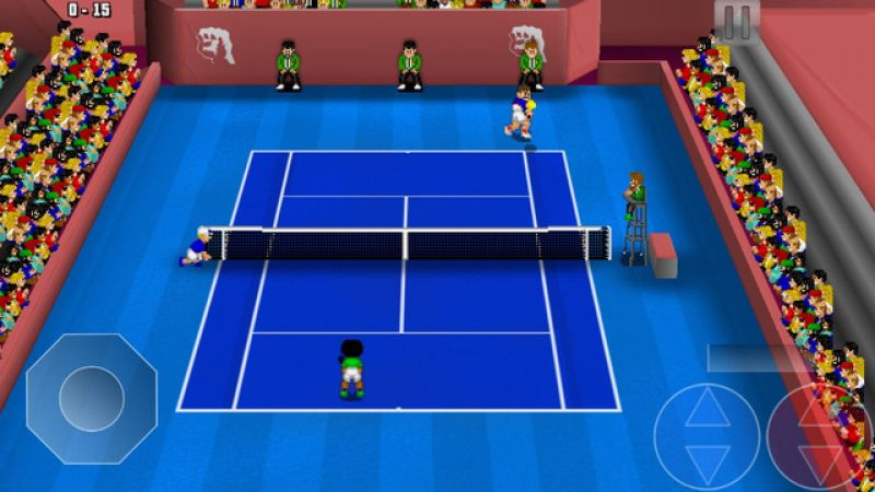 Tennis Champs Returns (iOS - Free,  In-App Purchases)