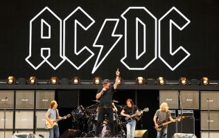 AC/DC forced to reschedule tour dates on doctors' advice