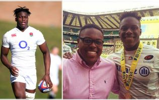 England star Maro Itoje's brother reveals how he's getting shredded for teenage cancer
