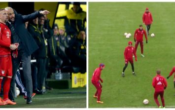 VIDEO: Bayern Munich's one touch game will have Europe quaking in its boots