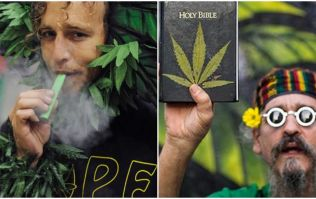 VIDEO: The Church Of Cannabis is now an officially recognised religion