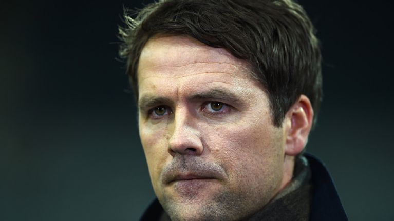 Michael Owen's co-commentary is now the subject of a petition