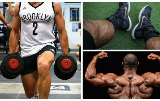 These are the two muscles people most commonly forget about when training, according to experts