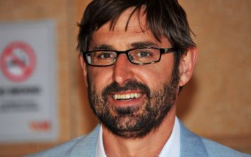 Even Louis Theroux is confused by this lookalike that's the spitting image of him