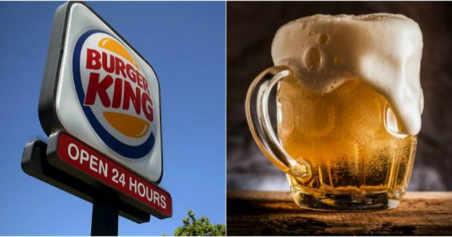 d4f528427eb5a This is where you can now buy at pint at a British Burger King | JOE ...