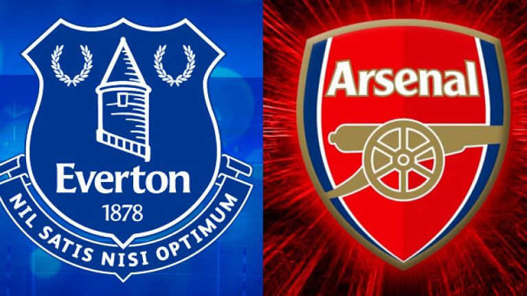 Image result for everton VS arsenal