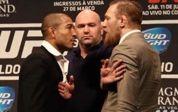 What Jose Aldo has to say about Conor McGregor will make you roll your eyes