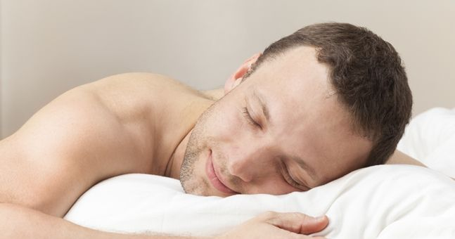 This is why going to bed naked helps you get a better